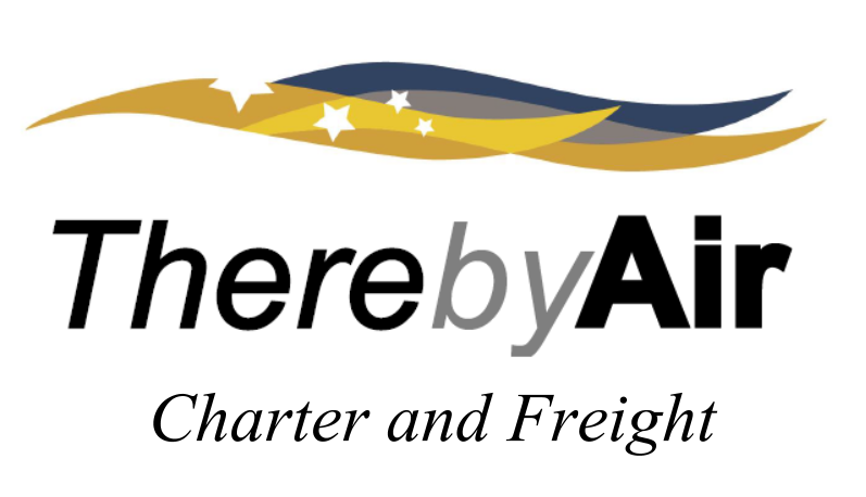 There by Air Logo
